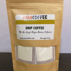davao drip coffee