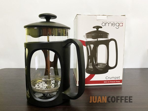 Omega Crumpet French Press
