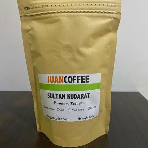 sultan kudarat coffee - robusta